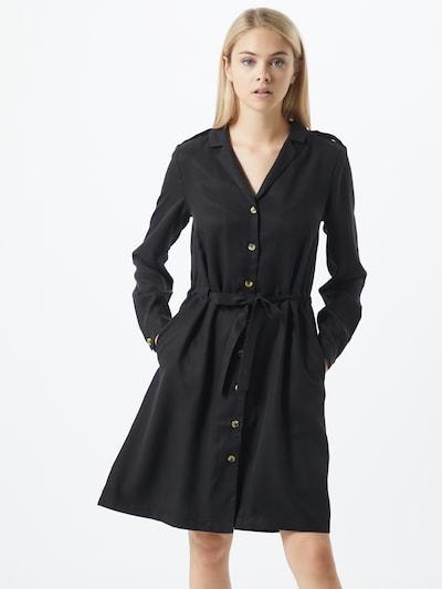 OBJECT Kleid 'Tilda' in schwarz, Modelansicht