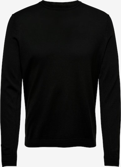 Only & Sons Strickpullover in schwarz, Produktansicht