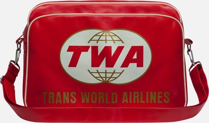 Logoshirt Tasche Trans World Airlines