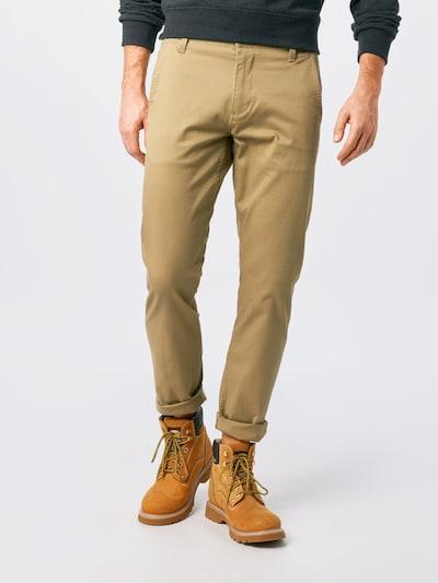 Dockers Chino Pants 'ALPHA ORIGINAL' in Camel, View model