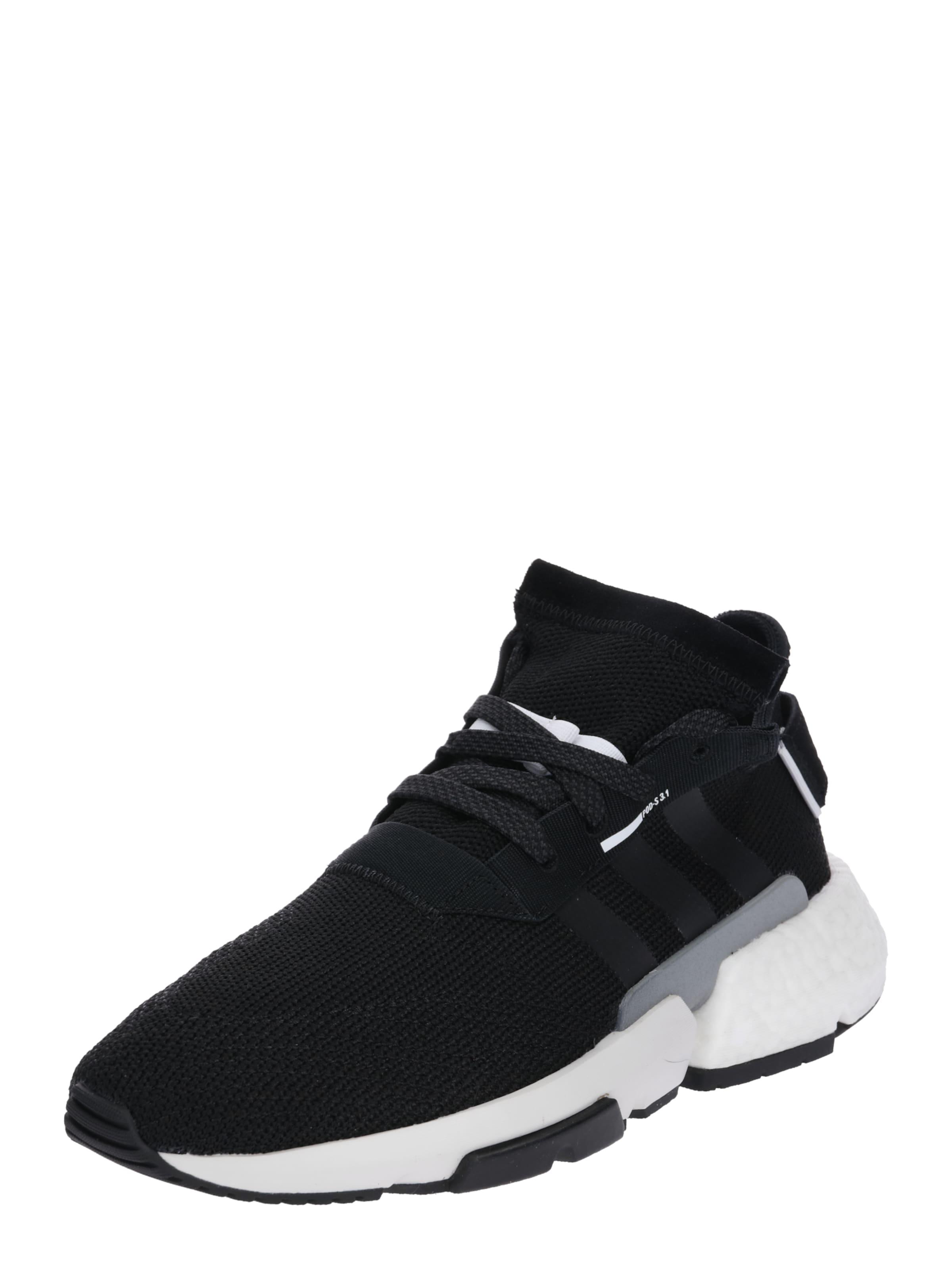 Originals SchwarzWeiß 'pod Adidas 1' s3 In Sneaker EDH9I2