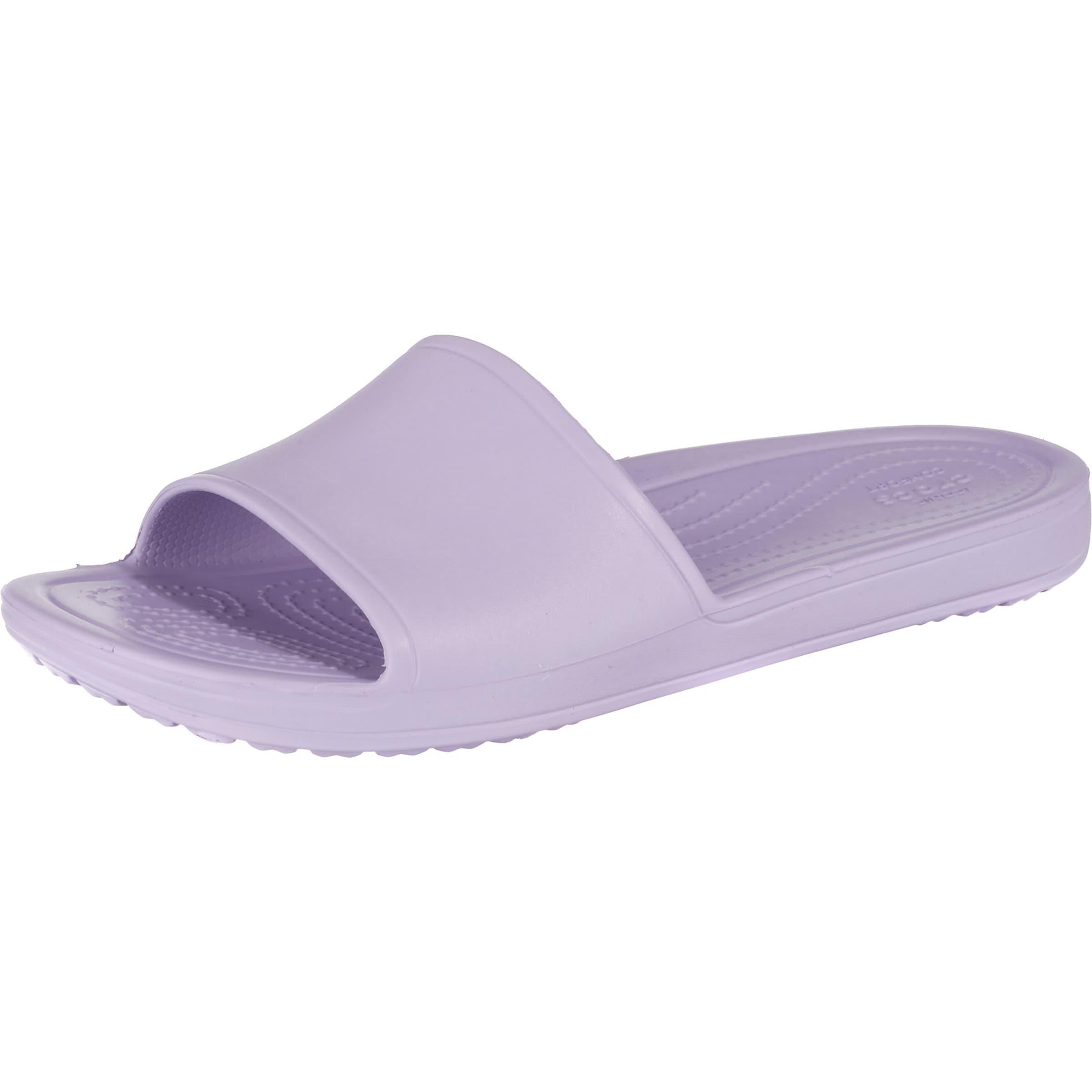 In Helllila 'sloane' Crocs Crocs In Pantoletten 'sloane' Pantoletten GSUzMqpV