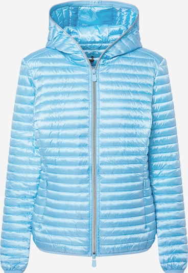 SAVE THE DUCK Jacke 'GIUBBOTTO CAPPUCCIO' in blau, Produktansicht