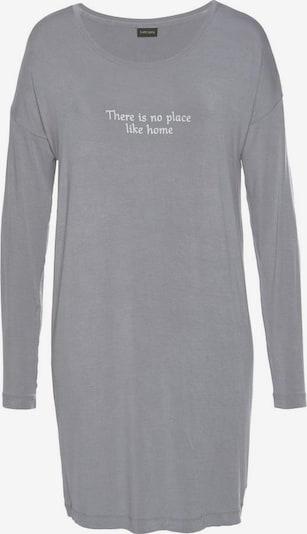 LASCANA Noční košilka - šedá, Produkt