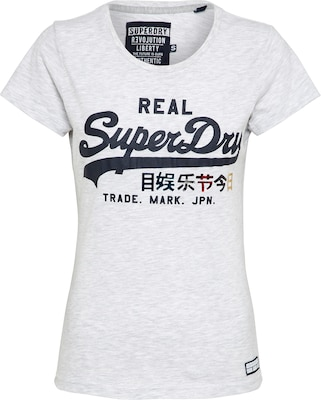 Superdry Shirt 'VNTAGE LOGO FOIL POP ENTRY'