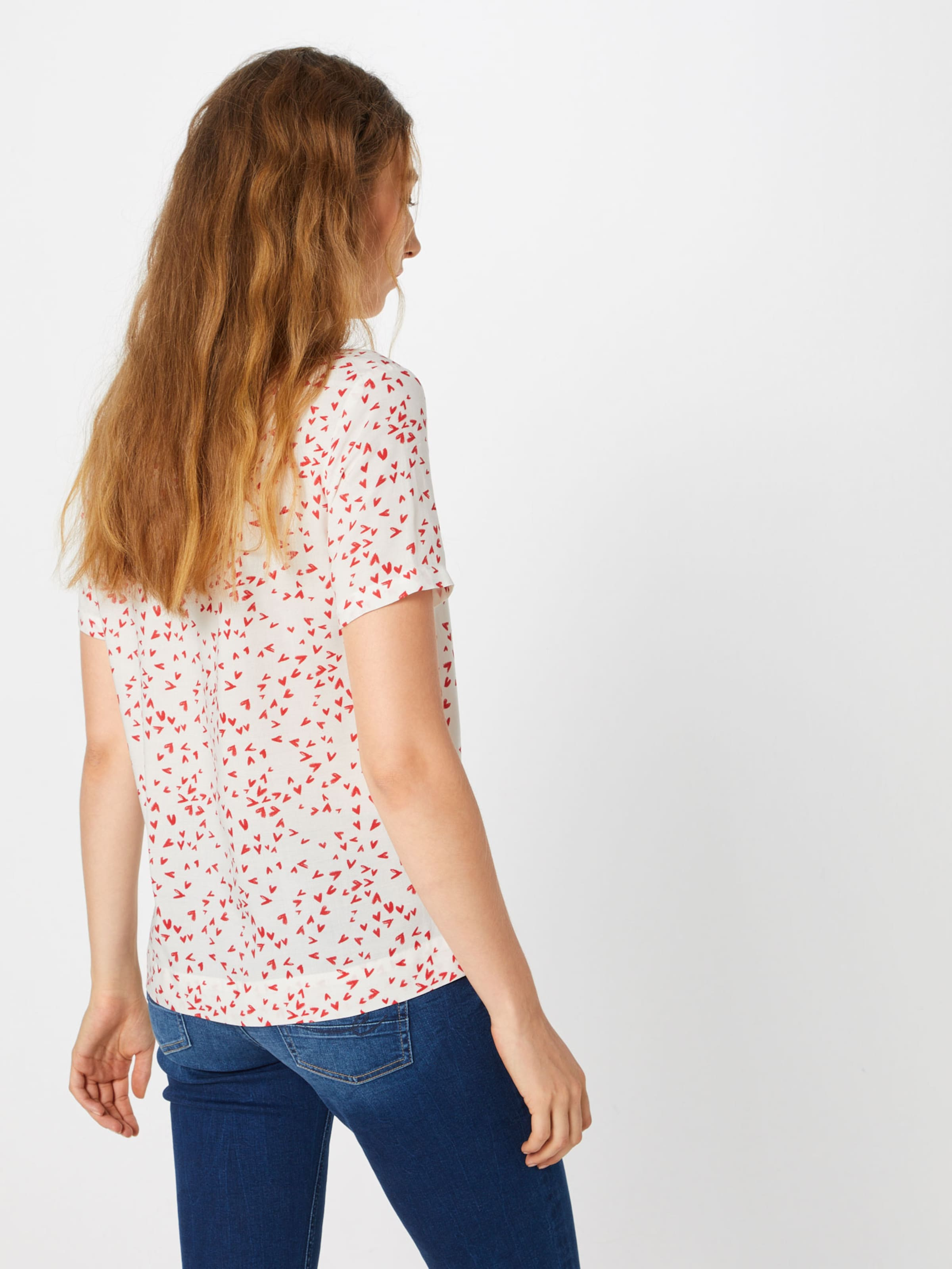 Label Another Shirt 'ditch' In RotWeiß OP8n0wk