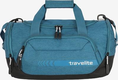 TRAVELITE Weekender in himmelblau / schwarz, Produktansicht