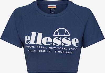 ELLESSE T-shirt 'TOPOLINO' en bleu marine, Vue avec produit