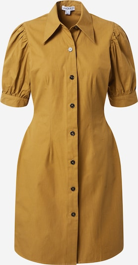 Unique21 Kleid in khaki, Produktansicht