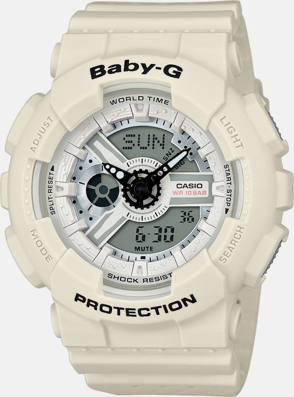 CASIO Casio Baby-G Chronograph »BA-110PP-7AER«
