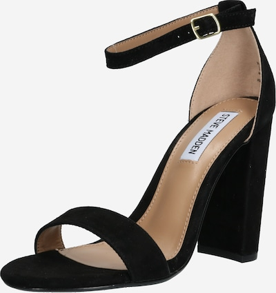 STEVE MADDEN Strap sandal ' CARRSON ' in black, Item view