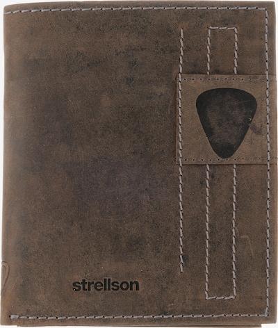STRELLSON Portemonnee 'Richmond' in de kleur Bruin, Productweergave