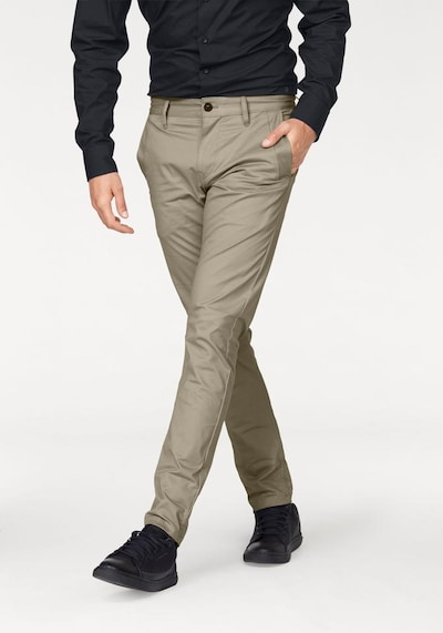 G-Star RAW Chinohose in beige, Modelansicht