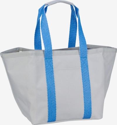 REISENTHEL Einkaufstasche 're-shopper 1' in blau / grau, Produktansicht
