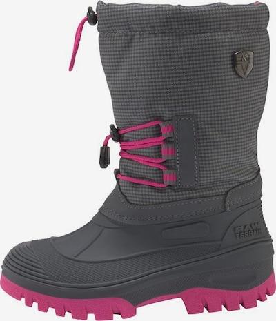 CMP Winterboots 'Ahto' in grau / pink, Produktansicht