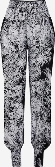 Urban Classics Hose in schwarz / weiß, Produktansicht