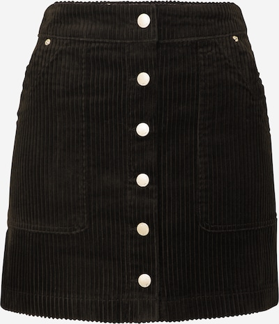 Miss Selfridge Seelik 'BLK CORD SKIRT' must, Tootevaade