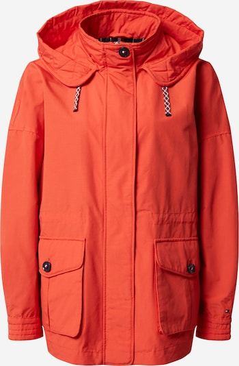 TOMMY HILFIGER Tussenparka 'NOVA UTILITY' in de kleur Rood, Productweergave