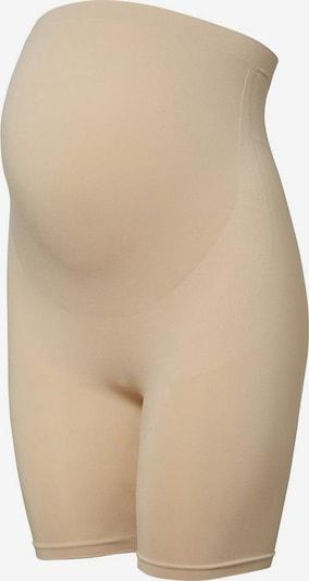 Pantaloni modellanti 'Tia Jeanne' MAMALICIOUS di colore camello, Visualizzazione prodotti