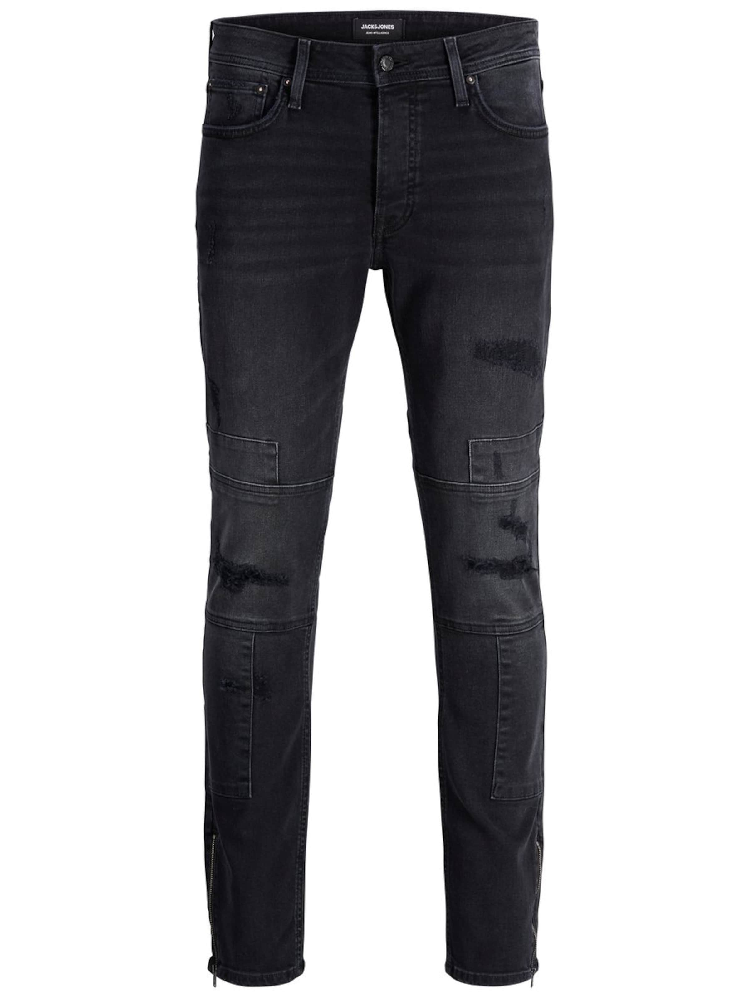 Original 002' Jean Jackamp; 'glenn Cj Jones Denim En Noir hdsQrt