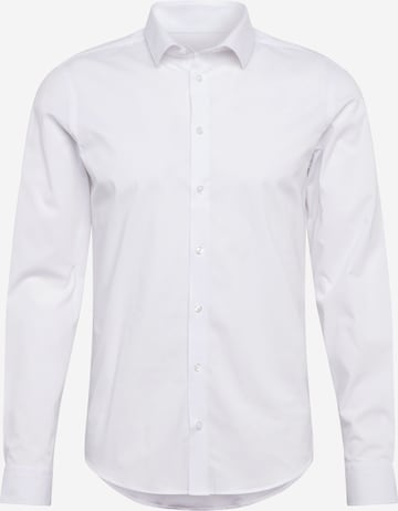 Casual Friday Hemd in Weiß
