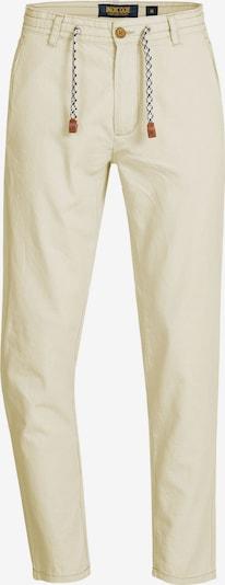 INDICODE JEANS Leinen-Hose 'Veneto' in weiß, Produktansicht