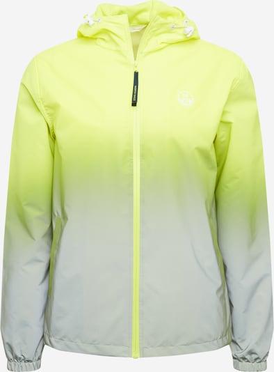 North Sails Prehodna jakna 'EASDALE' | siva / neonsko zelena barva, Prikaz izdelka