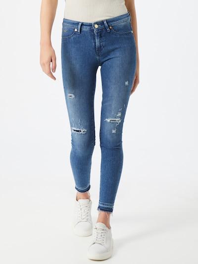 DENHAM Jeans in blue denim, Modelansicht