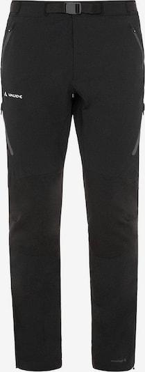 VAUDE Hose 'Defender Pants III' in schwarz, Produktansicht