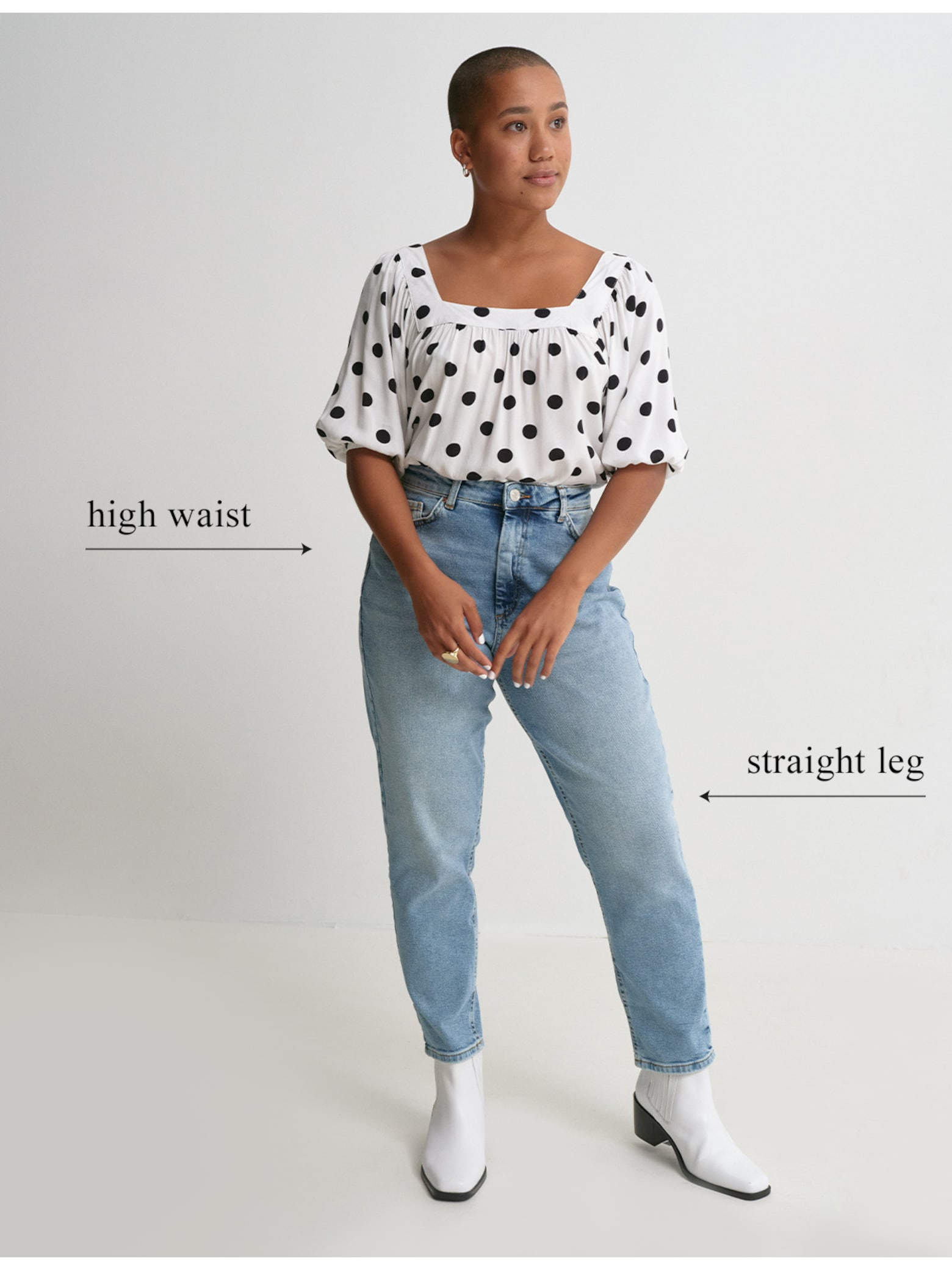 Bodytype: Petite & Curved Top 3 Jeans-Fits