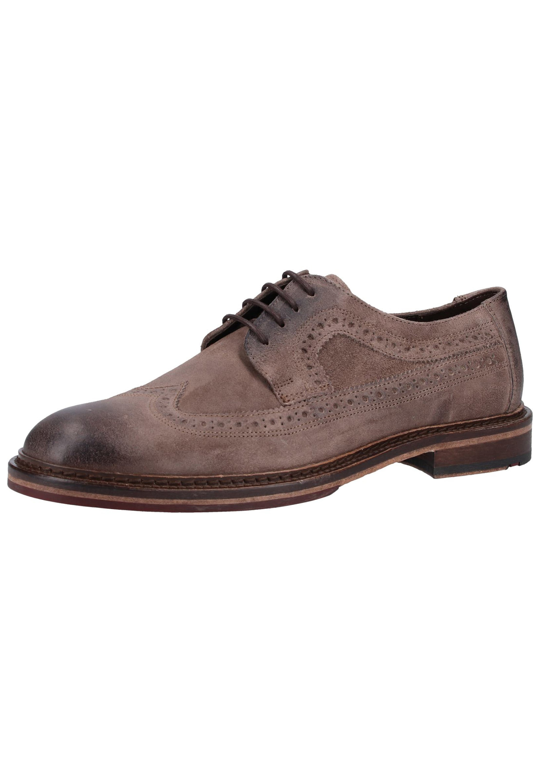 À Chaussure En Lloyd Lacets 'hadera' Taupe oeWxrBdC
