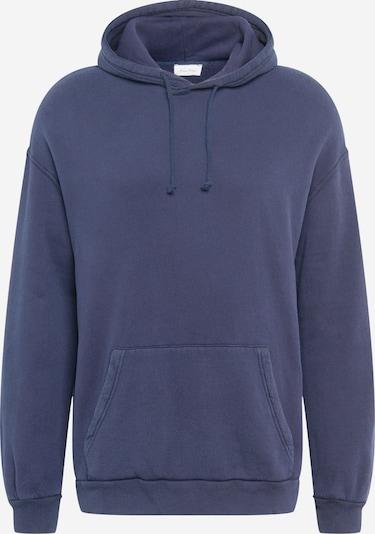AMERICAN VINTAGE Sweat-shirt 'RETBURG' en bleu marine, Vue avec produit