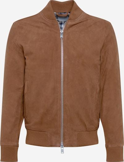 SELECTED HOMME Prehodna jakna | kamela barva, Prikaz izdelka