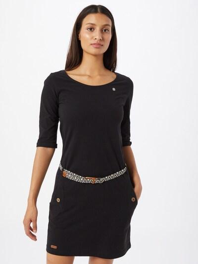 Ragwear Jurk 'Tanya' in de kleur Zwart, Modelweergave