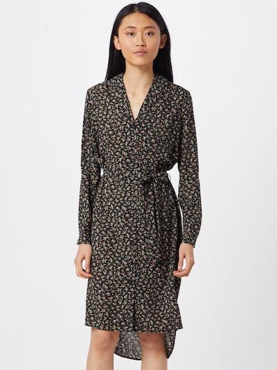 SELECTED FEMME Kleid 'SLFELEA LS' in schwarz, Modelansicht