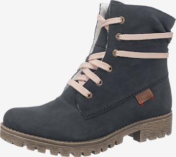 RIEKER Boots in Blue