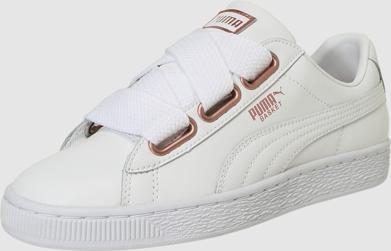 PUMA Sneaker Basket  Basket Sneaker Heart fea791