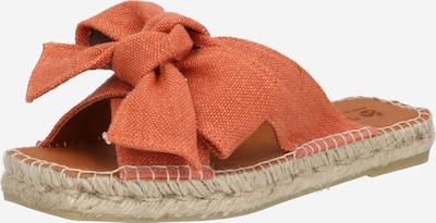 MACARENA Sandale 'MIKO7' in beige / orange, Produktansicht