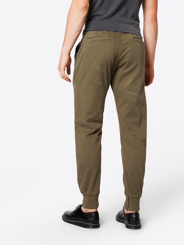 En Pantalon Vert Cinque 'cicuff' bf7g6y