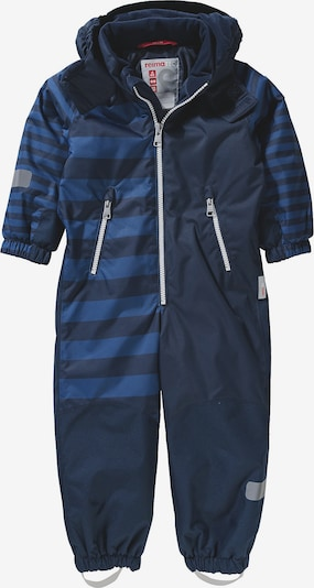 Reima Schneeanzug in blau / nachtblau, Produktansicht