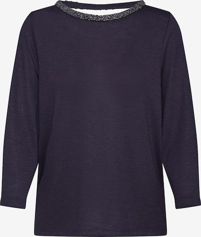ONLY Shirt in de kleur Donkergrijs: Vooraanzicht