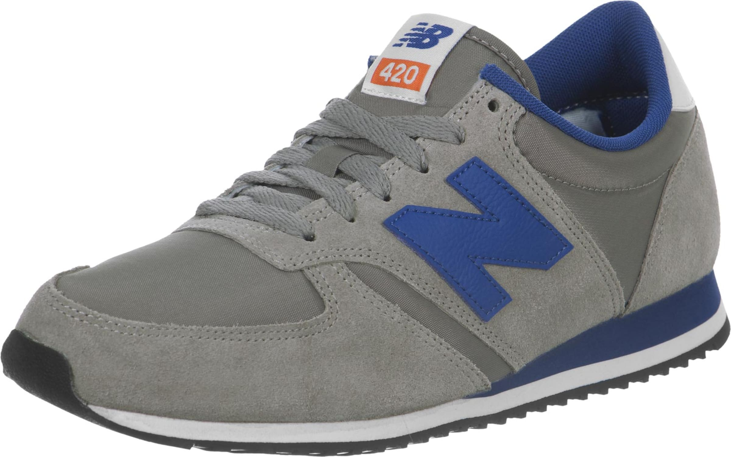New DunkelblauGrau In Balance Sneaker 'u420' jL5c34ARq