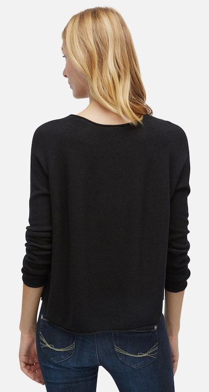 TOM TAILOR knit Pullover mit Struktur