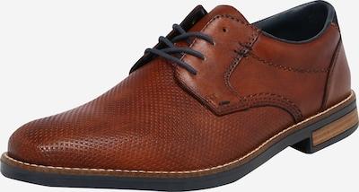 RIEKER Cipele na vezanje u smeđa, Pregled proizvoda