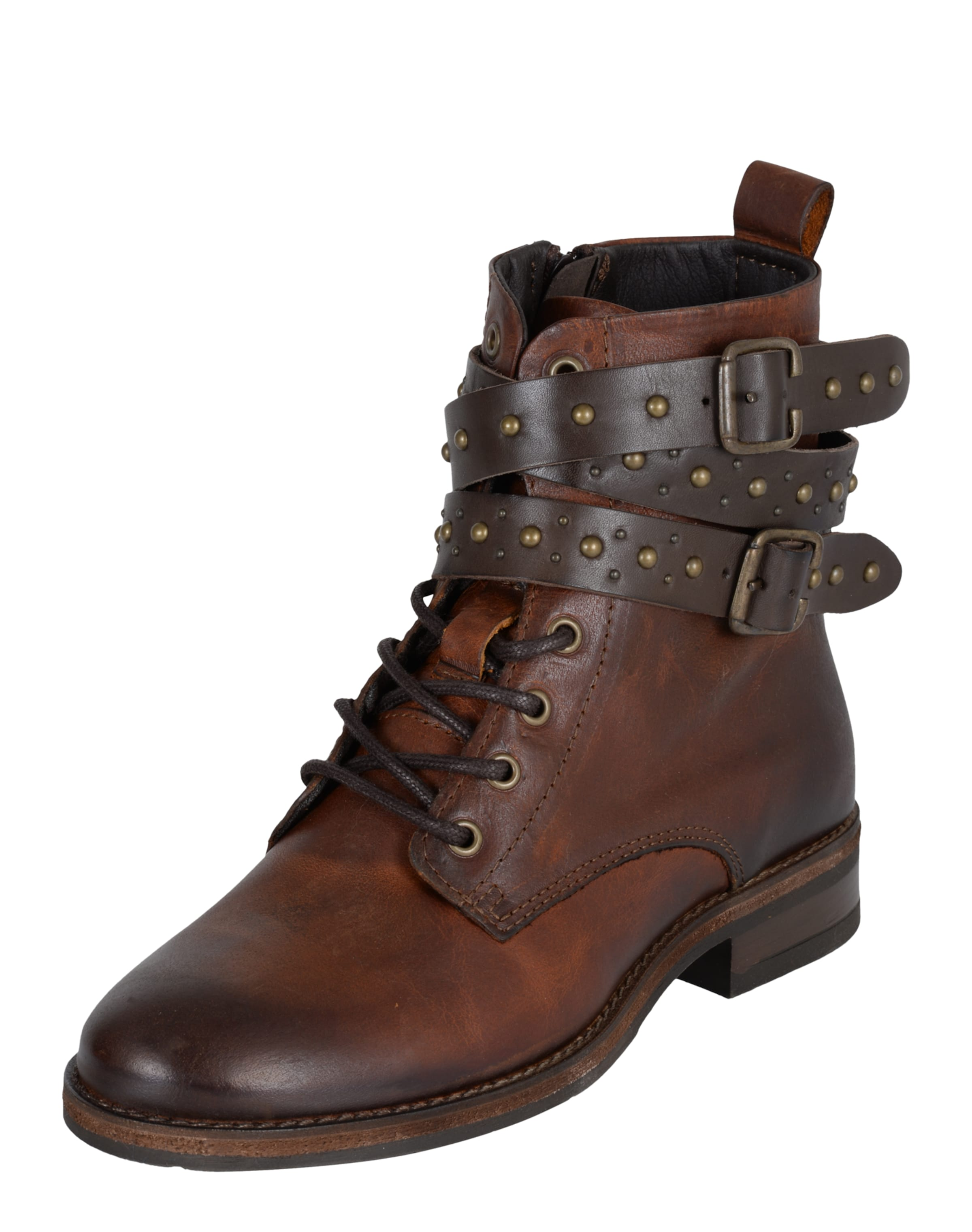BUFFALO Boots  Bootie Laces Belts Studs