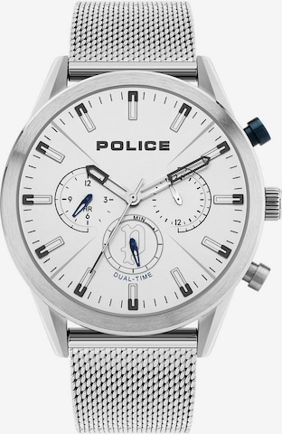 POLICE Analog Watch 'SILFRA' in Silver