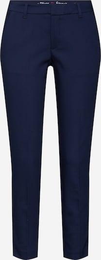 s.Oliver Pantalon à plis en bleu marine, Vue avec produit