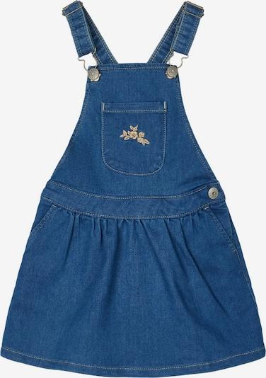 NAME IT Kleid in blue denim: Frontalansicht