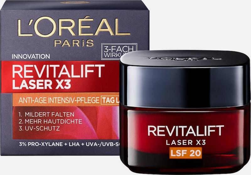 L'Oréal Paris 'RevitaLift Laser X3 Tagespflege LSF20', Gesichtspflege