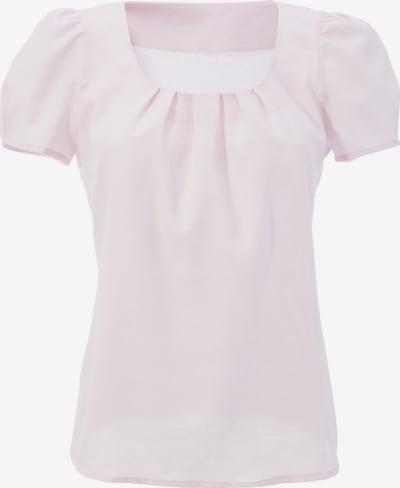 LOVE NATURE Trachtenbluse in rosa, Produktansicht